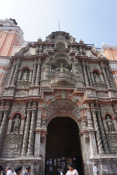 La Merced Catholic Church