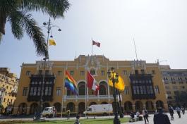 City Hall, Plaza Major