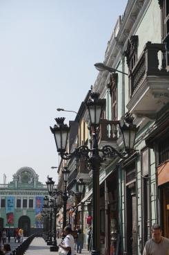 Spanish-colonial architechture