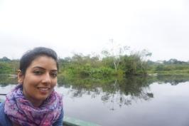 Lagoon Boat Ride