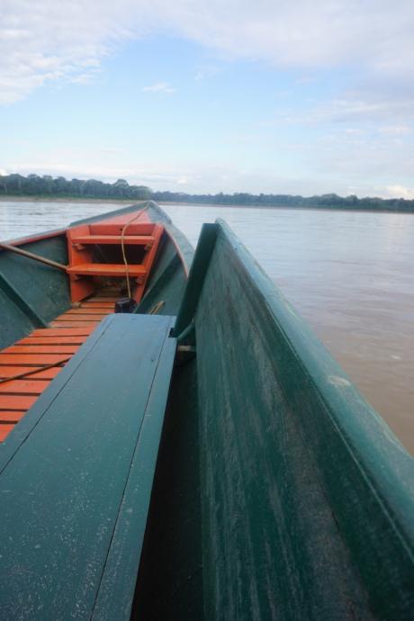 Monkey Island Boat