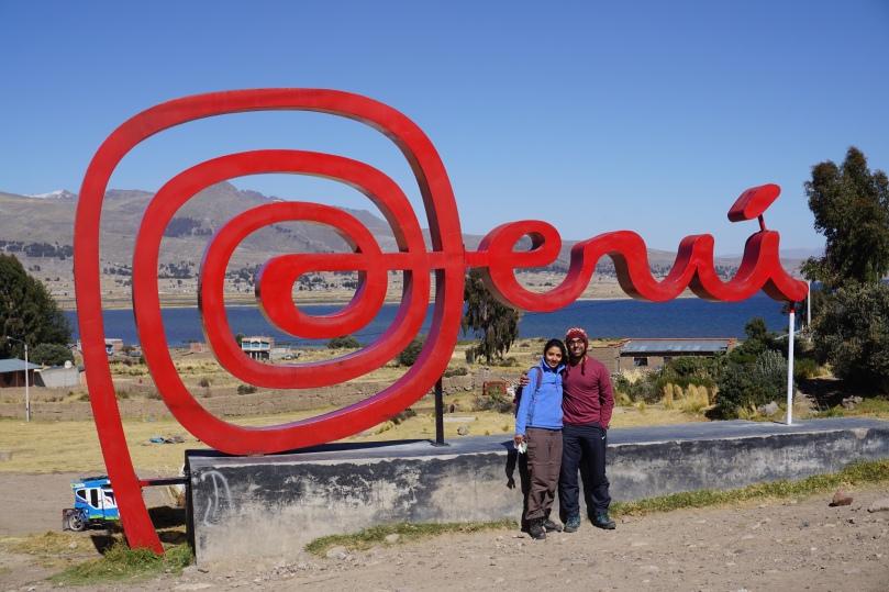 Goodbye Peru! We're gonna miss you
