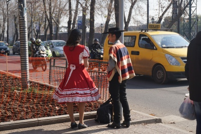 Chilean Traditional Dress