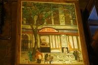 It was modelled on Parisian cafés