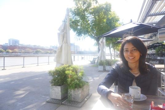 Coffee @ Puerto Madero