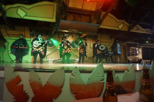 Bolivian Band