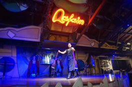 Uruguayan performer..amazing!!