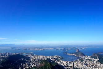 Rio and Guanabara Bay