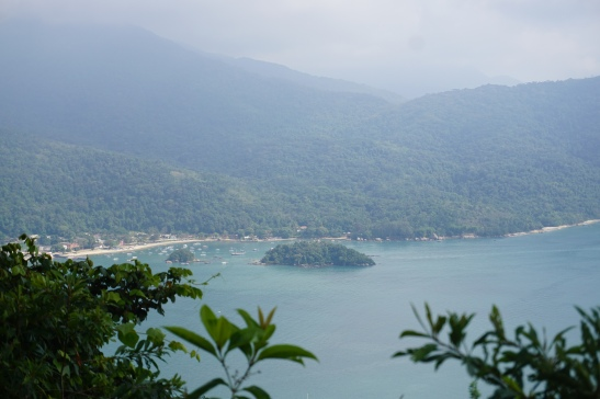 View on the way to Lopes Mendes