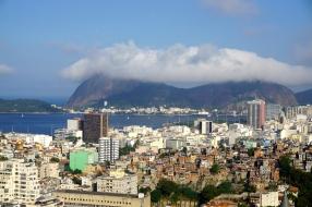 Views from Parque das Ruinas