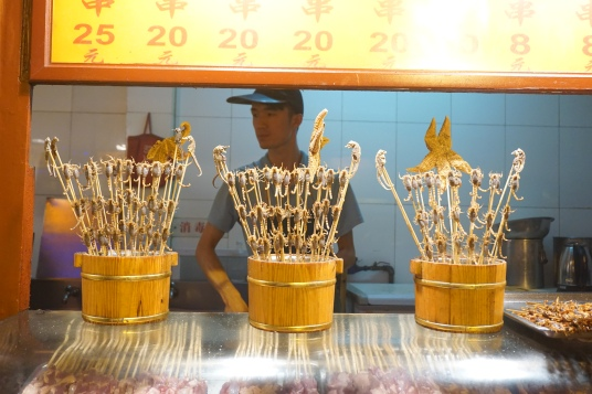 Deep-fried seahorse anyone?