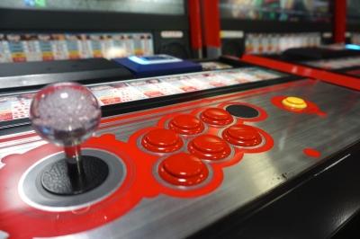 Classic Street Fighter arcade