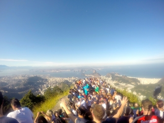 Christ's view of Rio