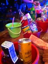 Buckets!