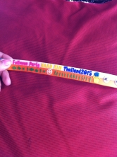 Full Moon Party wristbands