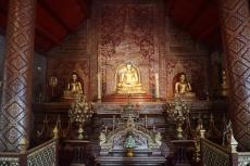 Buddha at Wat Phra Singh
