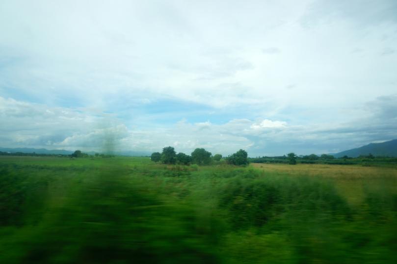Countryside views...