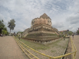 Wat Chedi Luang - Oldest Wat in Chiang Mai